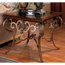 Venetian End Table by Eastern Legends