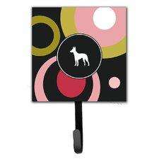 Manchester Terrier Wall Hook by Caroline's Treasures