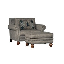 Swampscott Chair and Half by Chelsea Home Furniture