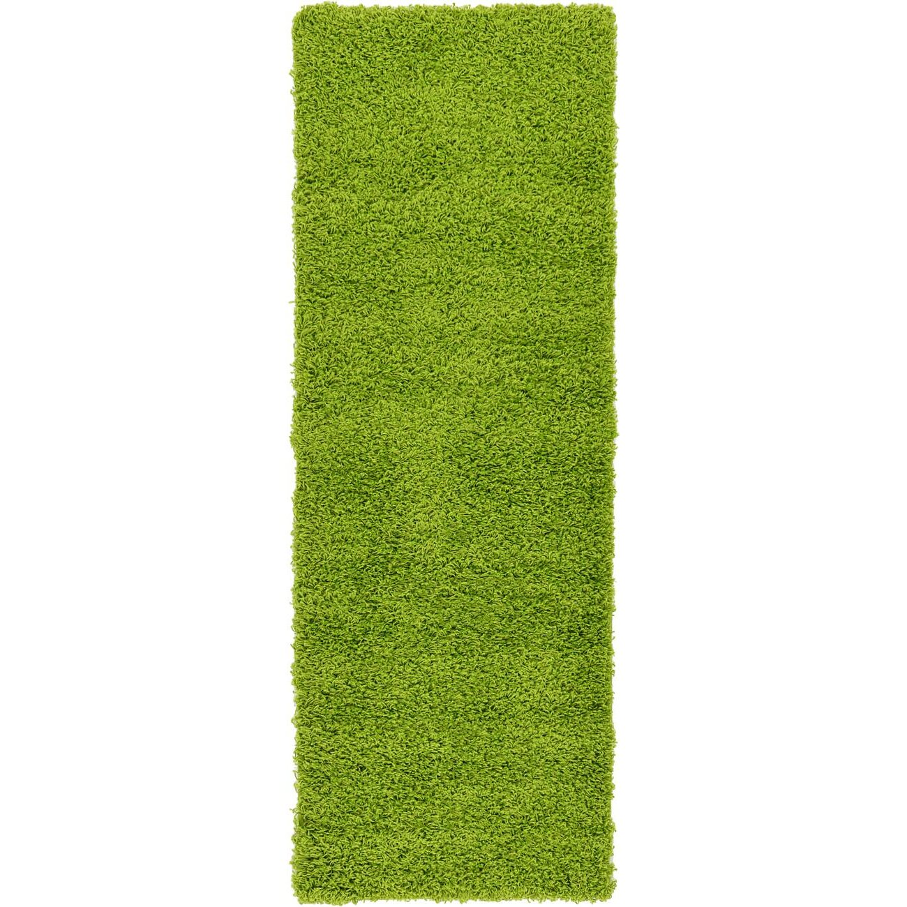 Zipcode Design Madison Basic Apple Green Area Rug