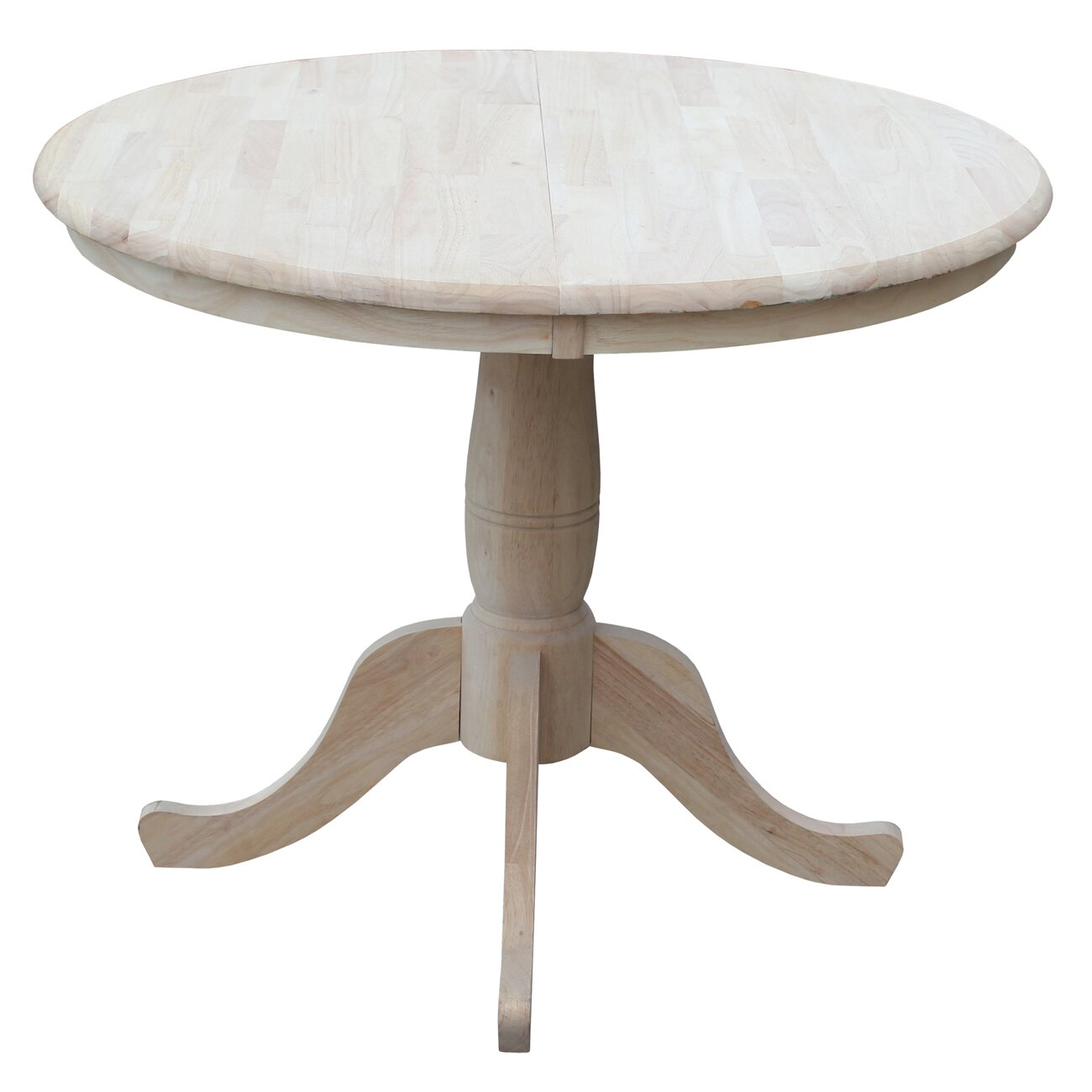round kitchen dining tables youll love wayfair - Round Pine Kitchen Table
