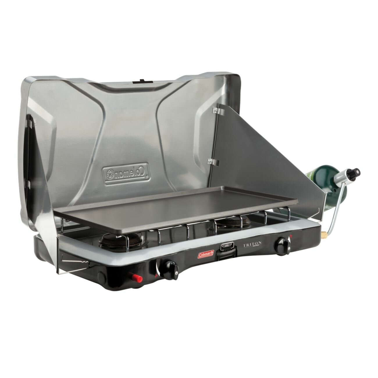 Coleman Triton Series InstaStart 2-Burner Propane Stove & Reviews ...