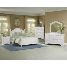 Hewitt Panel Customizable Bedroom Set by Three Posts