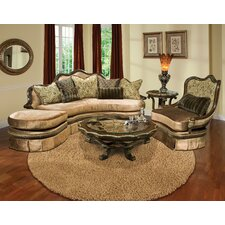 Bertina Coffee Table Set by Benetti's Italia
