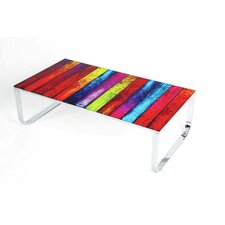 Jackson Pollock Coffee Table by BestMasterFurniture