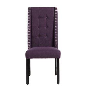 Gingerich Side Chair by Three Posts