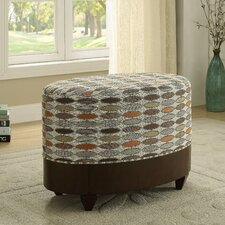 Bungalow Ottoman by Red Barrel Studio