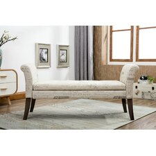 Upholstered Storage Bedroom Bench by Best Quality Furniture