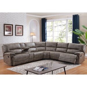 Donovan Reclining Sectional by AC Pacific