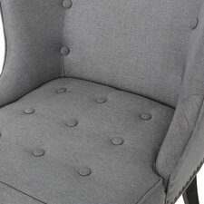 Staas Fabric Occassional Chair by Charlton Home