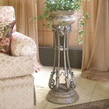 Metalworks Pedestal Plant Stand by Butler