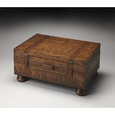 Coffee Table Trunk by Butler