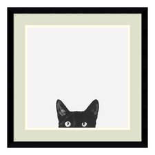 Curiosity Framed Photographic Print