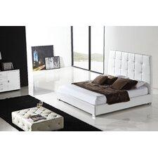 Sorrento Upholstered Platform Bed by Casabianca Furniture