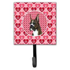 Boxer Leash Holder and Wall Hook by Caroline's Treasures