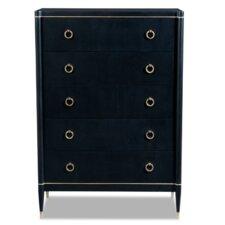 Davenport 5 Drawer Standard Chest by Brownstone Furniture