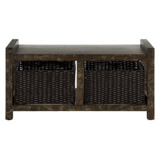 Arnold Storage Entryway Bench by Safavieh