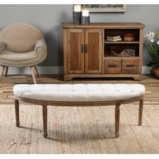 Kennedy Upholstered Bedroom Bench by One Allium Way