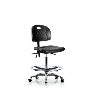 Symple Stuff Madalynn High BenchOffice Chair
