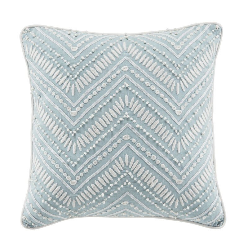 Willa Fashion Cotton Throw Pillow