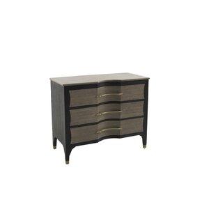 Gabby Spencer 3 Drawer Dresser