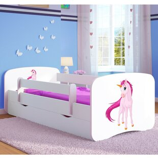 Camino Convertible Toddler Bed With Drawers By Zoomie Kids