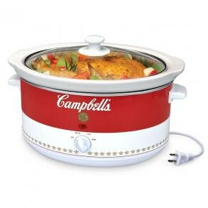 Campbell 4.5 Qt. Pressure Cooker
