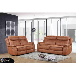 Ranger Reclining 2 Piece Living Room Set