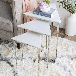 Orren Ellis Arianna Nesting Tables (Set o..