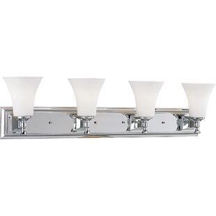Winston Porter Balderston 4-Light Vanity Light