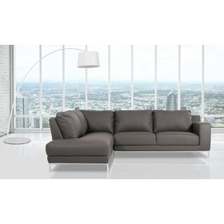Alsatia Casa Primrose Sectional with Ottoman by Wade Logan SKU:BB842346 Shop