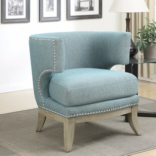 Best Reviews Shepherd Barrel Chair By Gracie Oaks