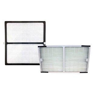 Idylis C & D HEPA Air Purifier Filter Set