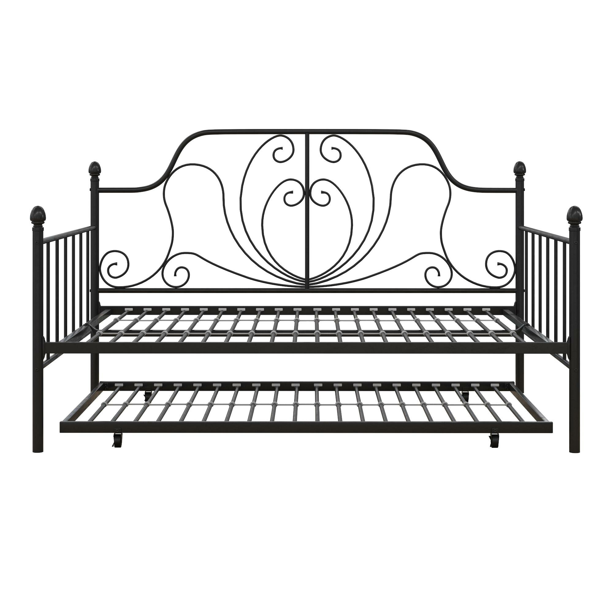 - Red Barrel Studio Thetford Metal Daybed With Trundle & Reviews