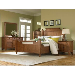 Broyhill® Attic Heirlooms Panel Configurable Bedroom Set