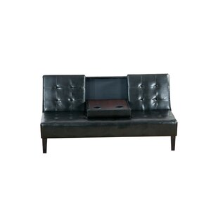 Gandara Convertible Sofa by Ebern Designs