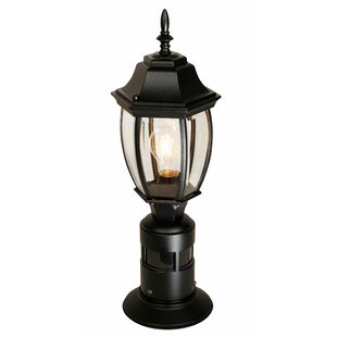 Find the perfect Outdoor 1-Light Pier Mount Light By Heath-Zenith