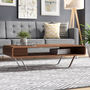 Trosper Coffee Table By Wade Logan