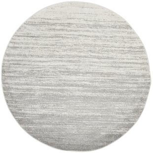 Mcguire Ivory Silver Area Rug