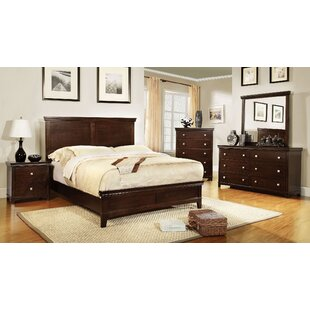 Crissyfield California King Platform Configurable Bedroom Set by Latitude Run