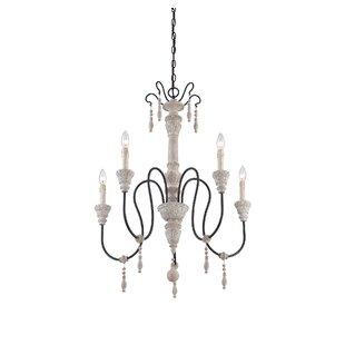 Lark Manor Corneau 5-Light Chandelier