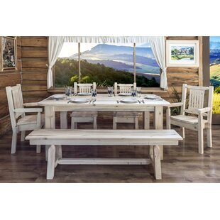 Abella Solid Wood Dining Chair