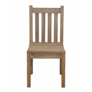 Braxton Teak Patio Dining Chair