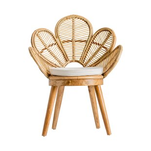 Broadbay Garden Chair With Cushion By Bay Isle Home