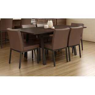 Chad 7 Piece Extendable Dining Set by Brayden Studio Spacial Price