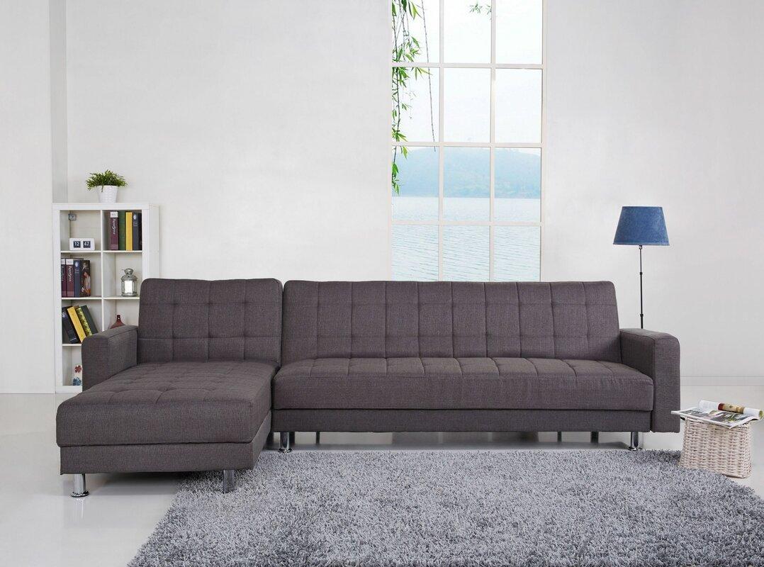 urban facettes ecksofa shirley mit bettfunktion bewertungen. Black Bedroom Furniture Sets. Home Design Ideas