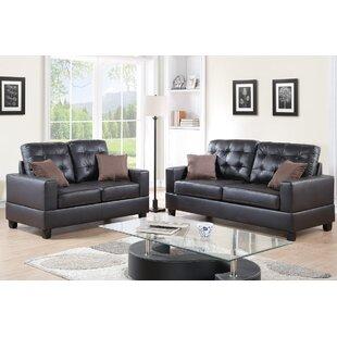 Cheyne 2 Piece Living Room Set by Zipcode Design