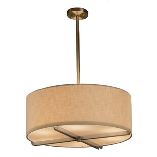 Ebern Designs Favela Crossbar 6-Light Pendant