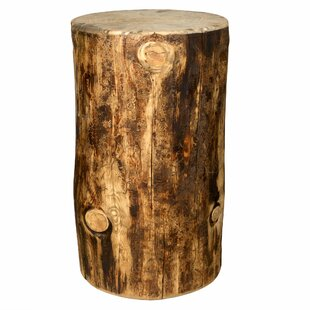 Tustin Cowboy Stump End Table
