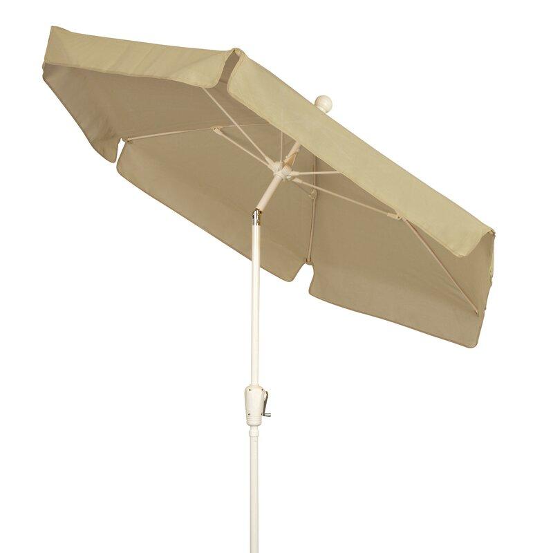 Freeport Park Norval Garden Tilt 7.5' Market Umbrella ...